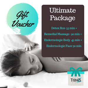 GIFT VOUCHER EXECUTIVE PACKAGE