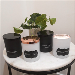 DESIGNER SOY CANDLE MEDIUM